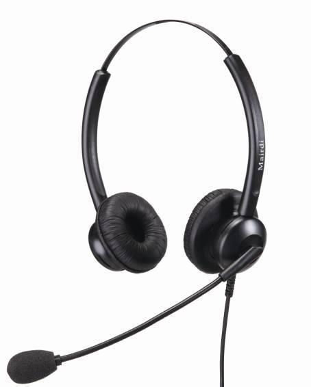 Mairdi Communication Headsets MRD-308DS