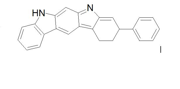 5,7-dihydro-5-phenyl-Indolo[2,3-b]carbazole