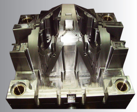 Die casting forming mold bases
