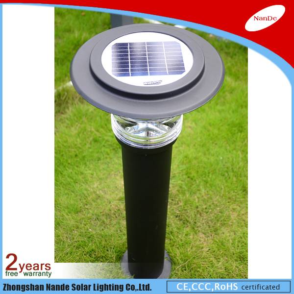 2016 new design solar LED lawn light with factory price