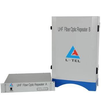 UHF interphone communication/TETRA digital trunking communication Fiber Optic Repeater