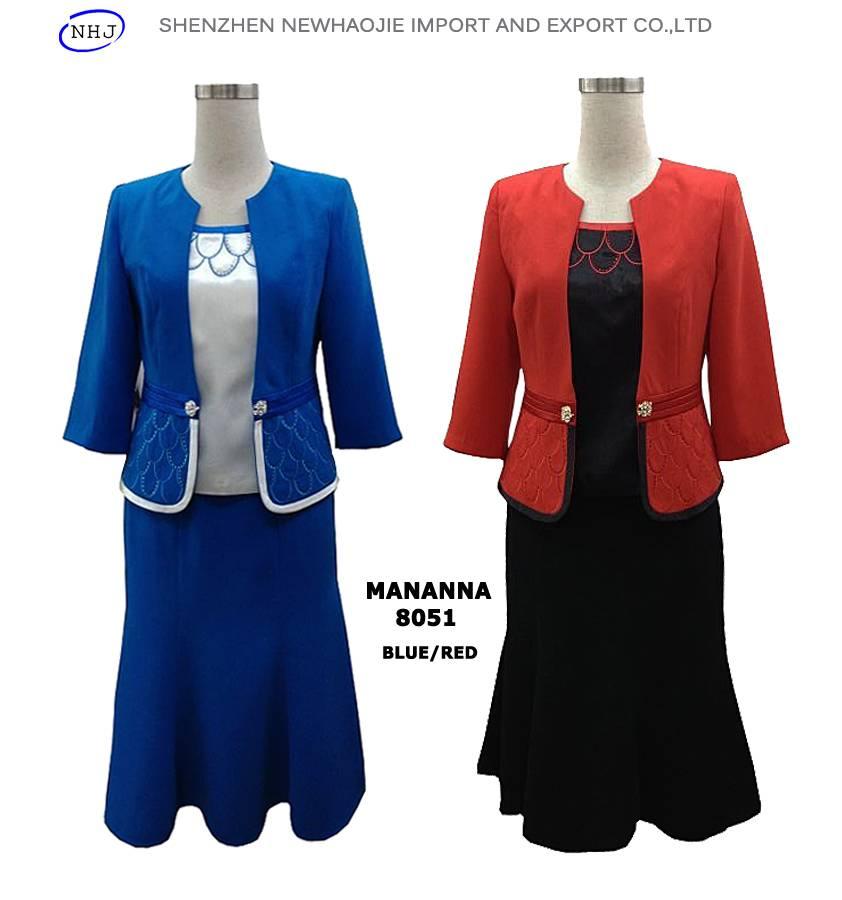 Women S Suits Brands Mananna Dress Jacket Suits Ladies Shenzhen