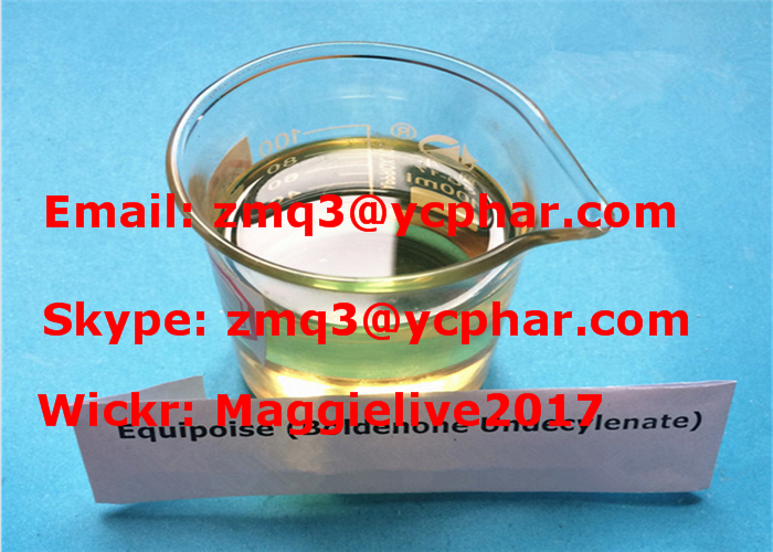 99% CAS: 13103-34-9 Equipoise Boldenone Undecylenate for Gain Muscle