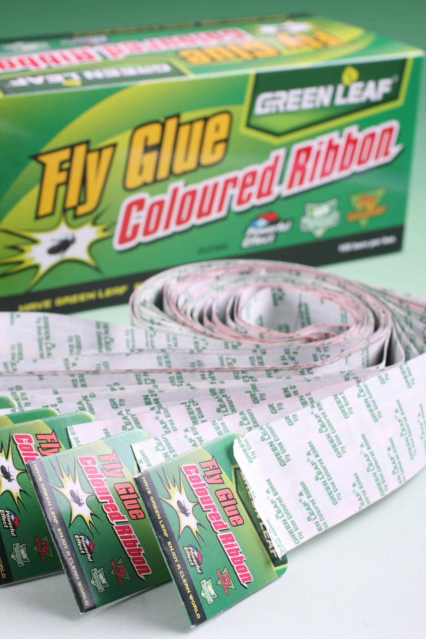 Fly Glue Color Ribbon
