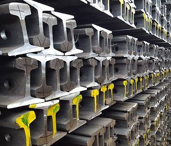 30Kg Light Steel Rail ,6m Standard Light Steel Rail
