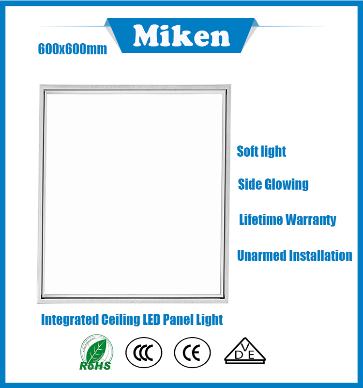 Save environment 600x600 LED ceiling light