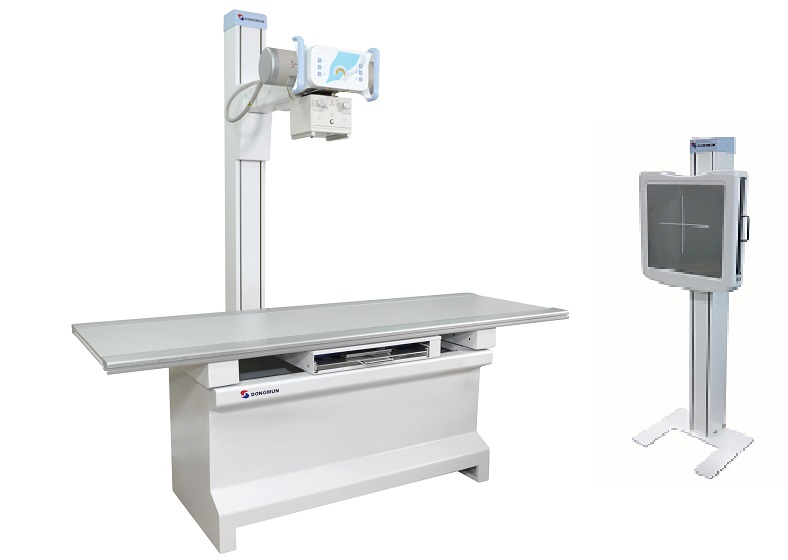 Radiography X-ray system