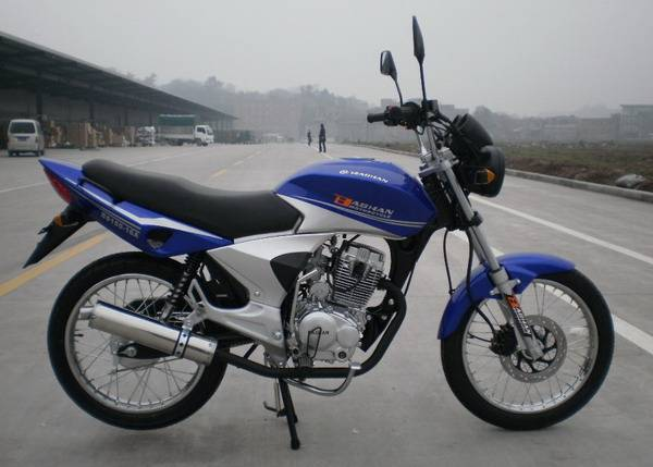 Street Bike,Chopper,Motorcycle (BS150-16A)