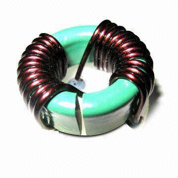 Toroidal Power Choke Coil with Common Mode Filter, Available in Various Sizes
