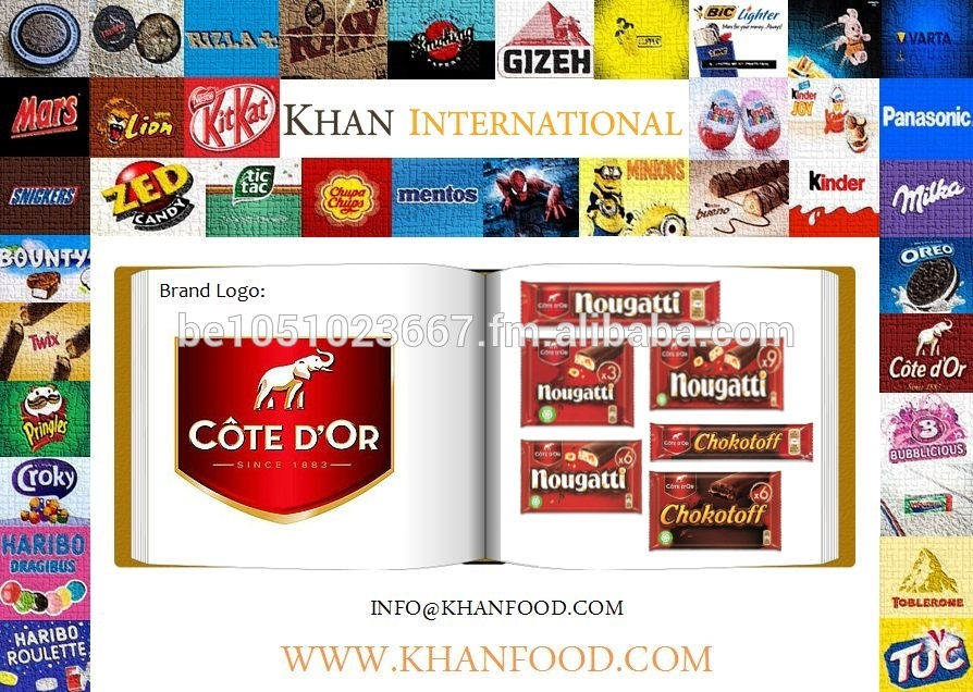 Côte D'or Chocolate - Zero Single & 3 Pack