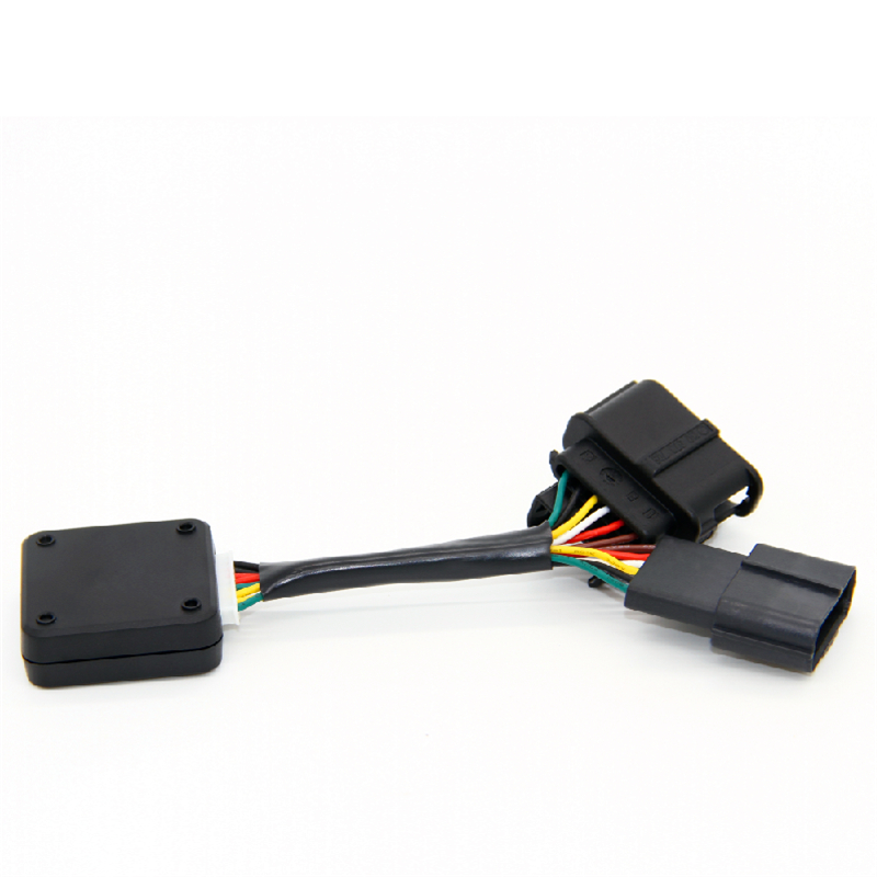 Strong booster car sprint booster auto electronic throttle controller gas pedal speed commander