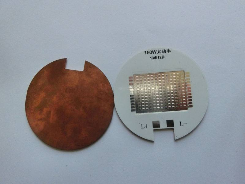 Copper substrate