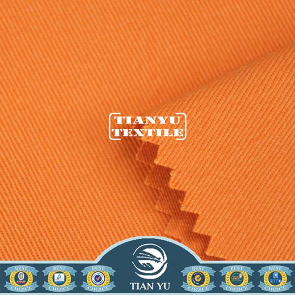 Workwear Fabric T/C Twill Dyed Fabric