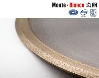 small circular saw blade Monte-Bianco DIAMOND GROOVING DISC
