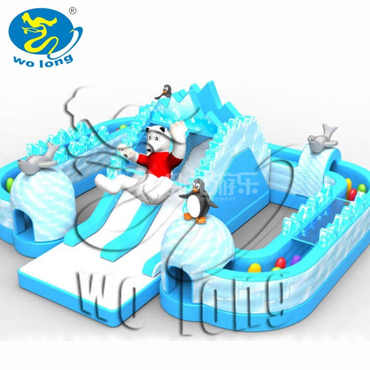 High Quality water slide inflatable bouncer