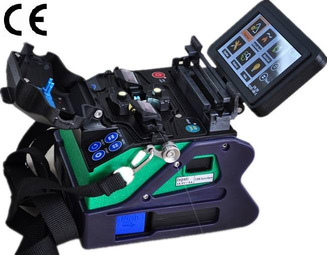 Eloik Best Service CE Certified Free Shipping Optical Fiber Fusion Splicer