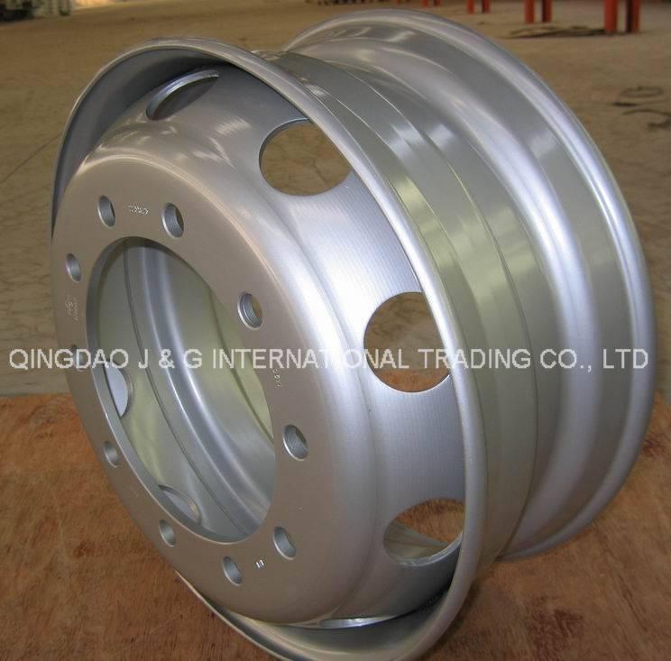 Steel Truck Wheel Bus Wheel Trailer Wheel Rim