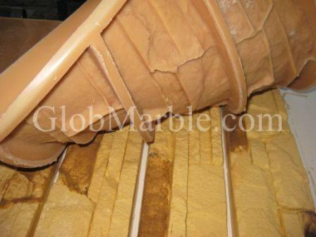 RTV silicone, urethane rubber molding