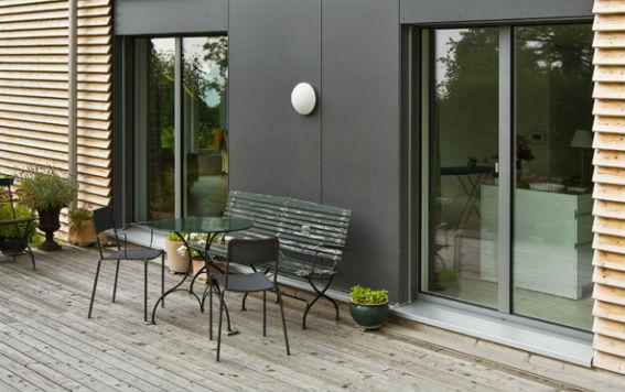Good quality nice design casement door