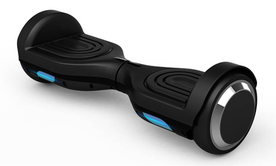 Electronic hoverboard 2 wheel balance scooter