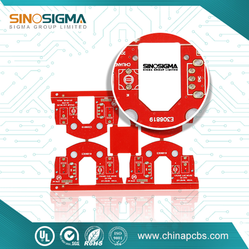 Pcb Manufaturer China High Frequency FR4 Single-sided Pcb