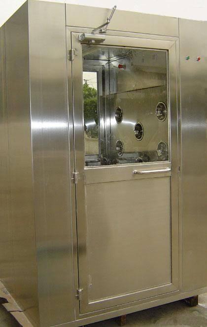 air shower hepa filter clean room