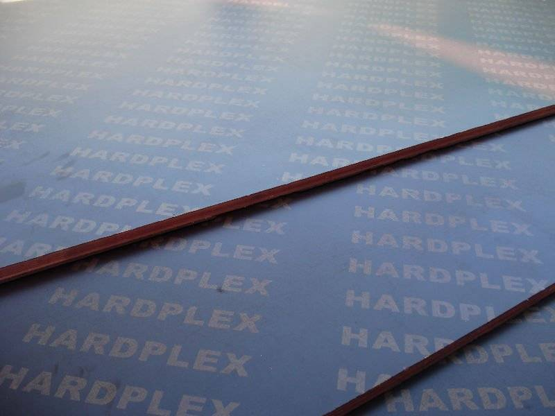 Factory-directly sales red film faced plywood
