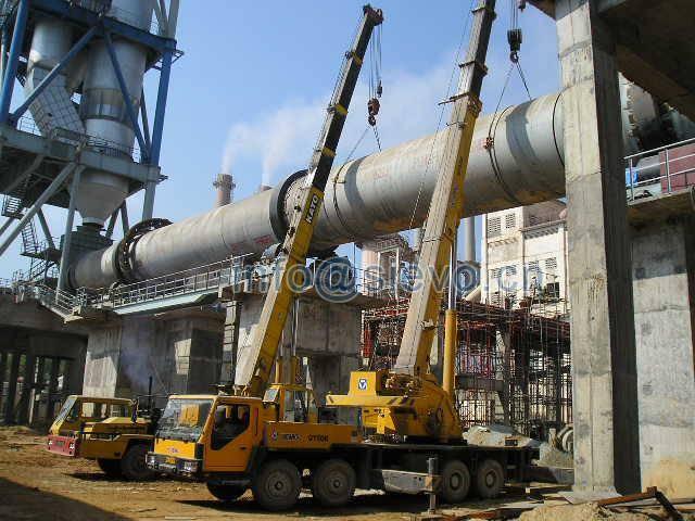 Rotary Kiln/Cement Kiln/Cement Rotary Kiln Manufacturers