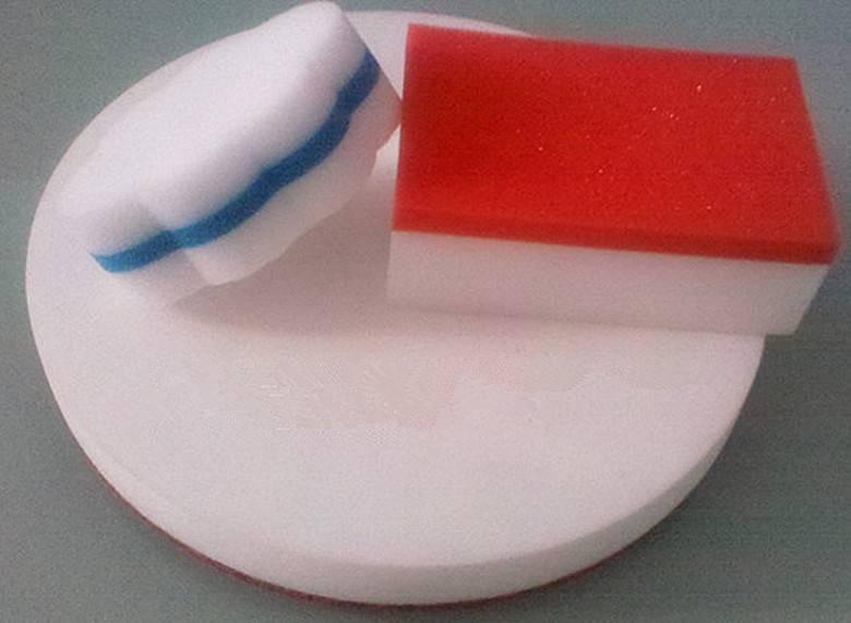 Kitchen cleaning sponge melamine sponge foam