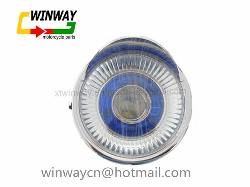Front Lamp 12V-48V, 35W, LED Motorcycle Headlight
