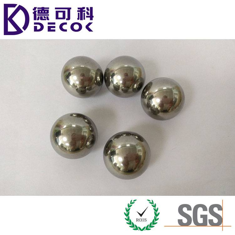 AISI52100 100cr6 Gcr15 Precision Steel Ball Chrome Steel Ball of Bearing