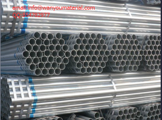 Hot DIP Galvanized Steel Pipe Made In China