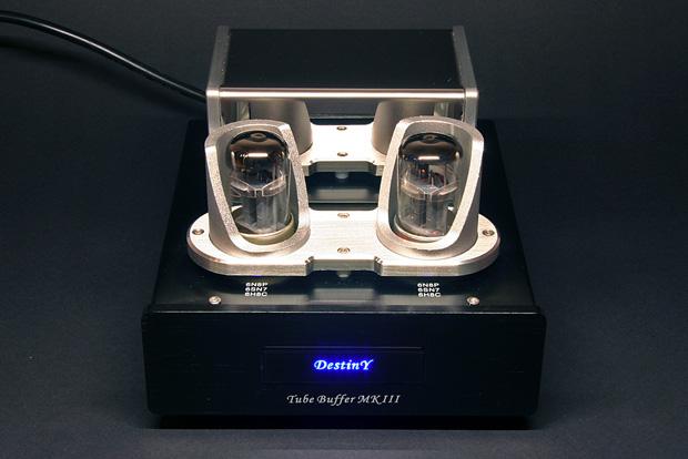 Pre Amplifier  Tube Buffer