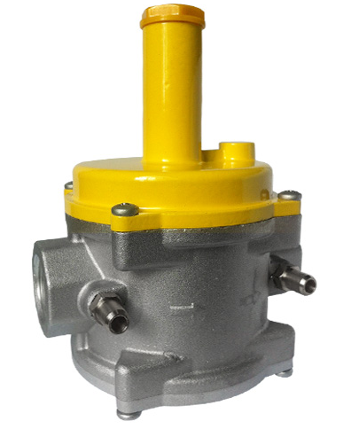 NATURAL GAS REGULATOR