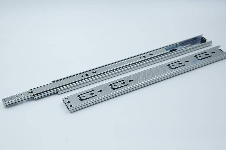 Full extension ball bearing drawer slide, made in China