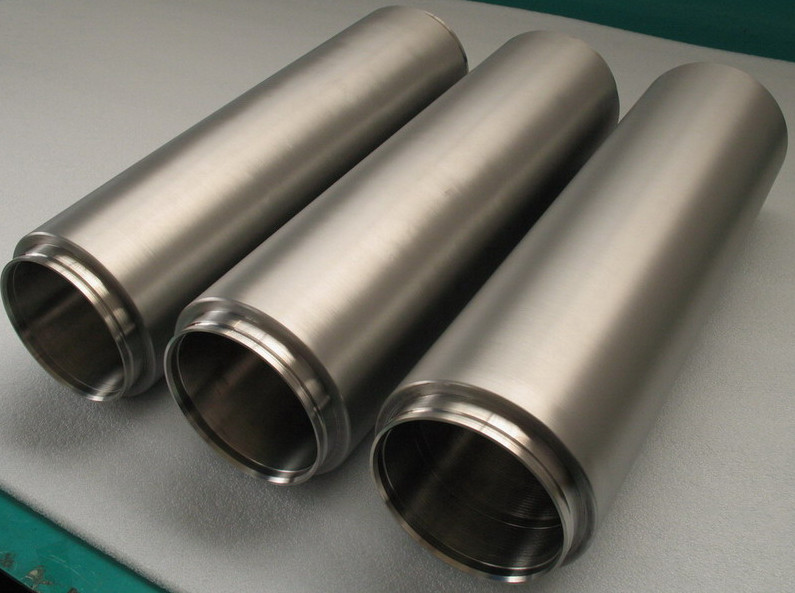 Molybdenum pipe or molybdenum tube