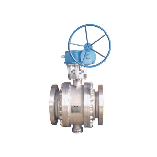 Trunnion Titanium ball valve