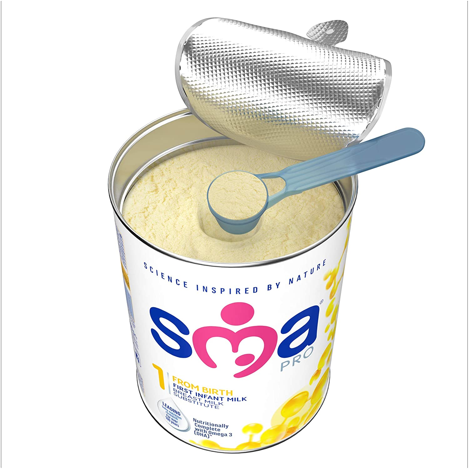 Sma Pro First Infant Milk From Birth, 800g