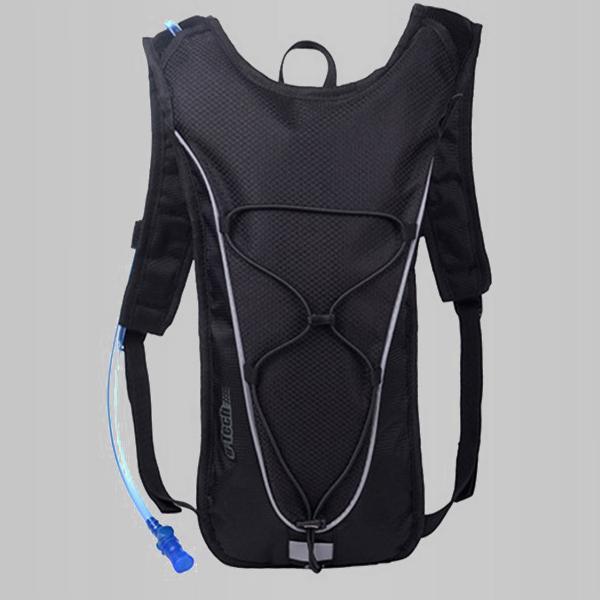 Hydration pack handheld carrier water reservoir pack