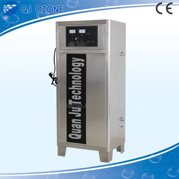400G reverse osmosis portable small commercial ozone generator for cleaning vegetables