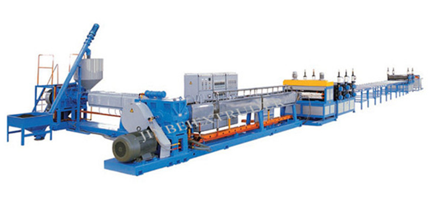 XPS Heat Insulation Foamed Plate Extrusion line
