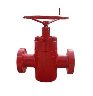 LU PR1PSL3 API 6A GATE VALVE FC&FL&FLS WKM valve Cameron valve