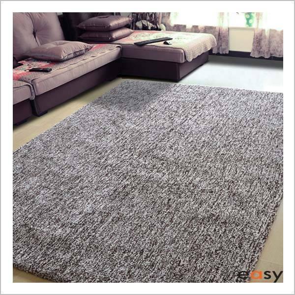 Fashion microfiber shag rug