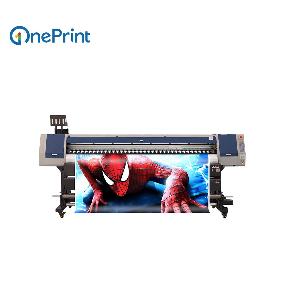 3.2m Large Format Eco Solvent Printer for Outdoor vinyl flex banner