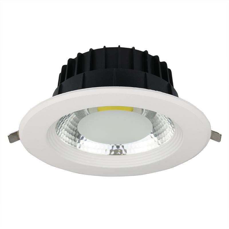 cob recessed led downlight