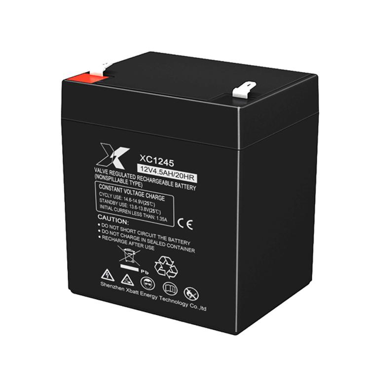 Xbatt 12V4.5AH lead acid battery for UPS