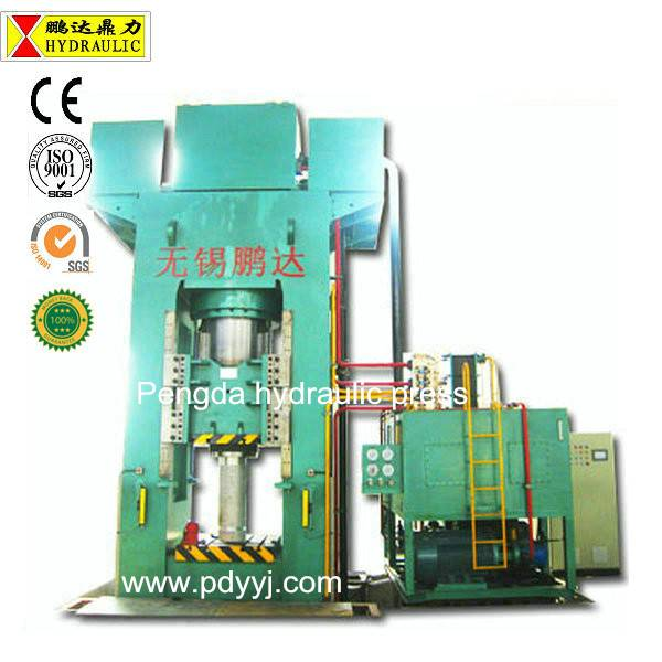 Pengda most popular two column hydraulic press