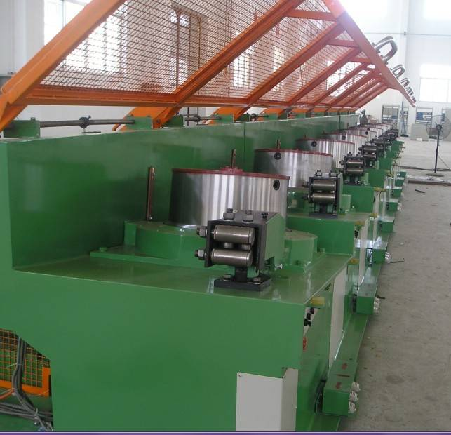 Automation Straight line wire drawing machine for nail/spring